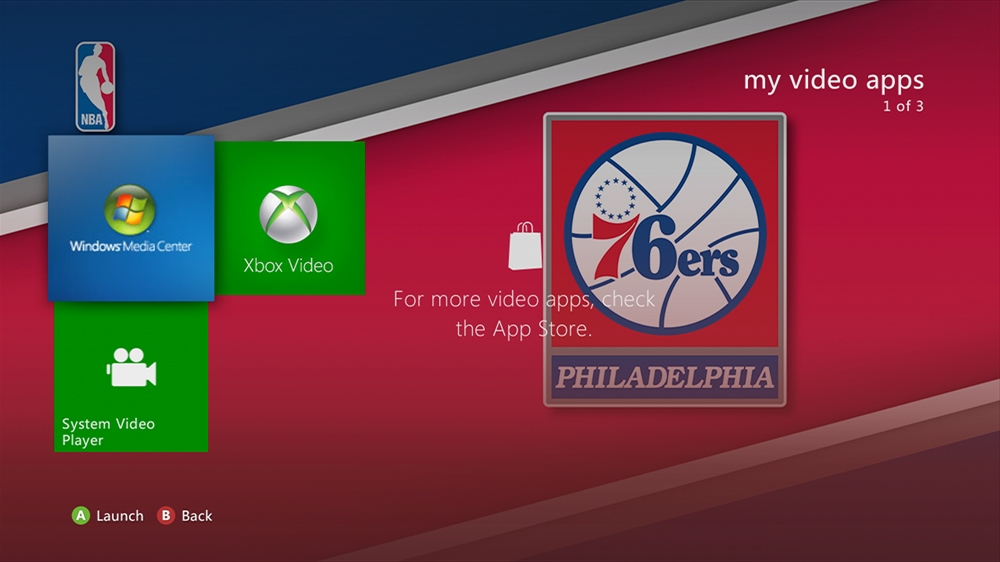 Image de NBA - 76ers Highlight Theme