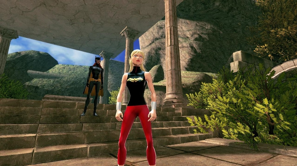 Image from Wonder Girl Hero Pack