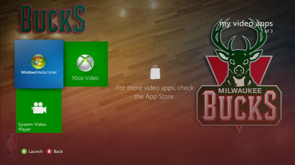Imagen de NBA: Bucks Center Court