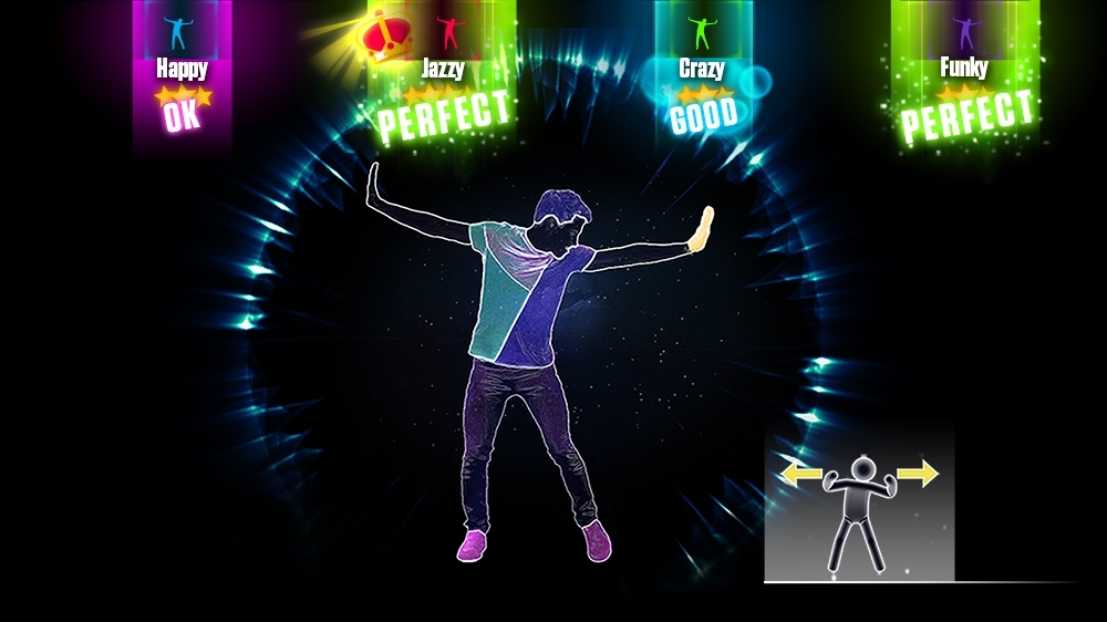 "Image from Just Dance 2015 - ""Don't You Worry Child"" by Swedish House Mafia"