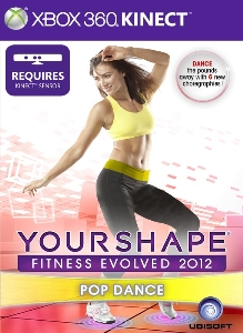 팝 댄스 - Your Shape™ Fitness Evolved 2012