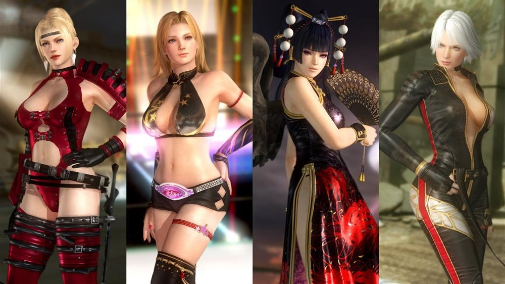 Image from DOA5LR Costume Catalog LR03