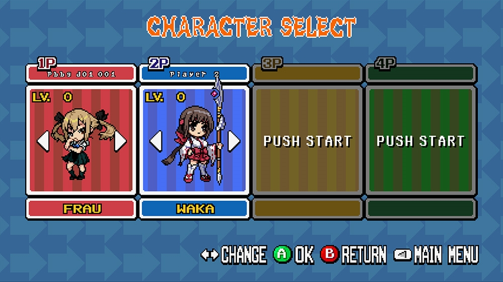 Image from Phantom Breaker:Battle Grounds Frau Pack