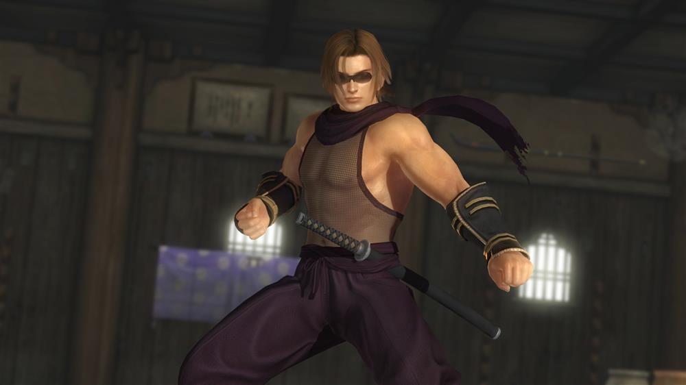 Image from DOA5LR Ninja Clan 3 - Ein