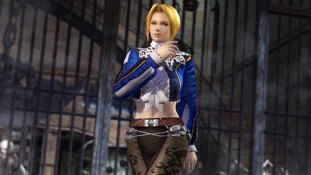 Image from DOA5LR Deception Costume - Helena