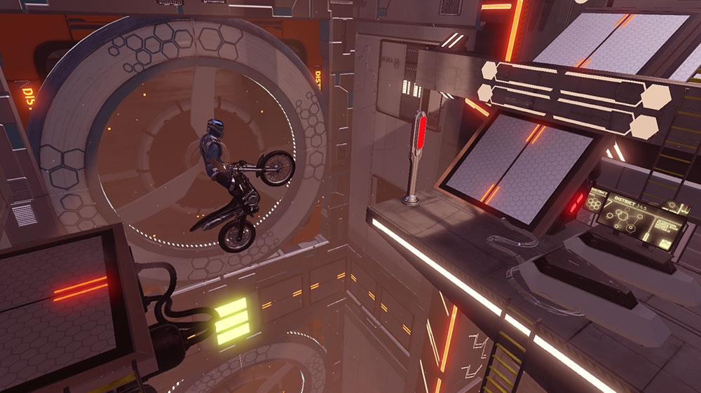 Image from Trials Fusion - DLC Empire of the Sky