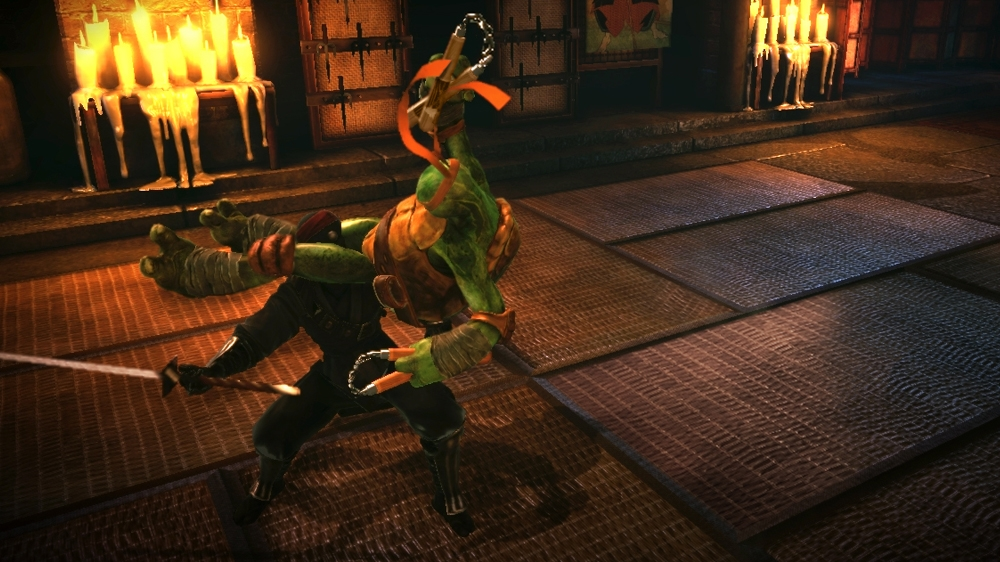 Image from Teenage Mutant Ninja Turtles: Out of the Shadows - Just Blaze Behind The Scenes Trailer