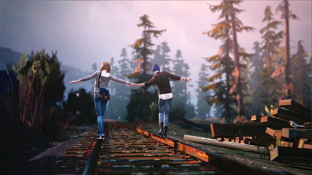 Image from Life Is Strange Episode 2