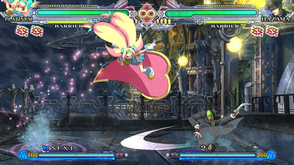 "Image from Additional Playable Character ""Platinum the Trinity"""