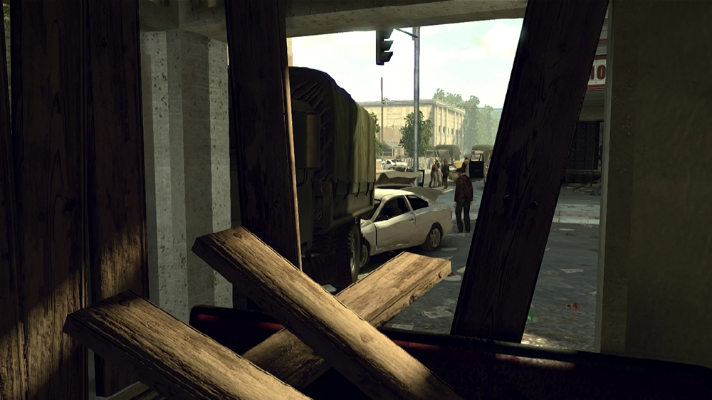 Image from The Walking Dead: Survival Instinct Launch Trailer