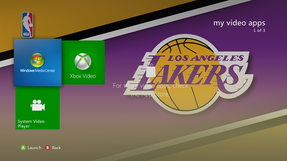 Image from NBA - Lakers Highlight Theme