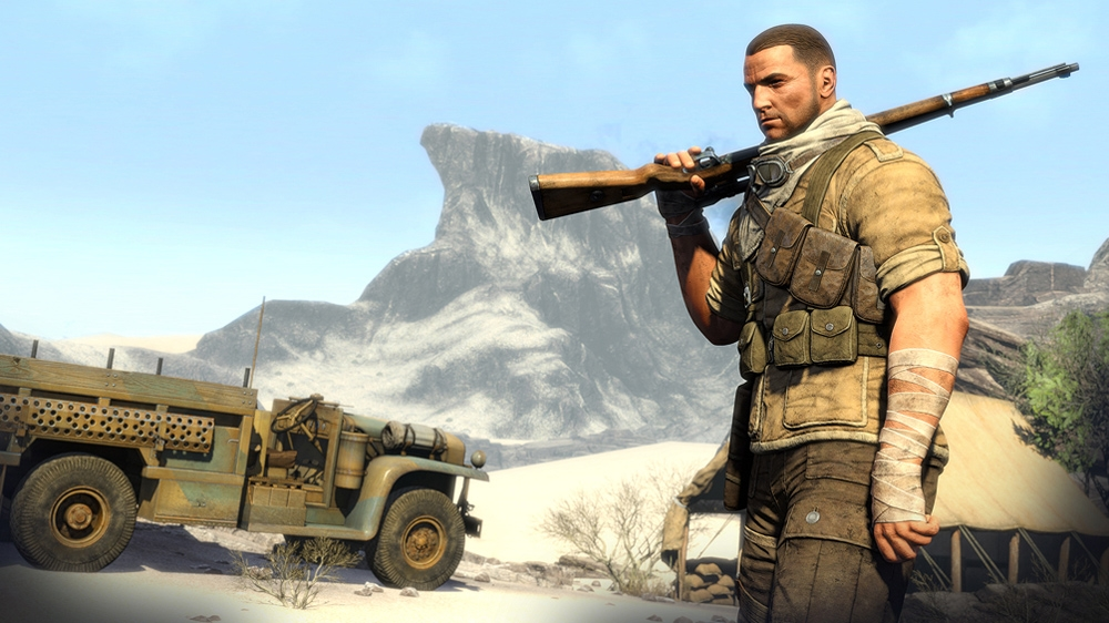Image from Sniper Rifle Weapons Pack