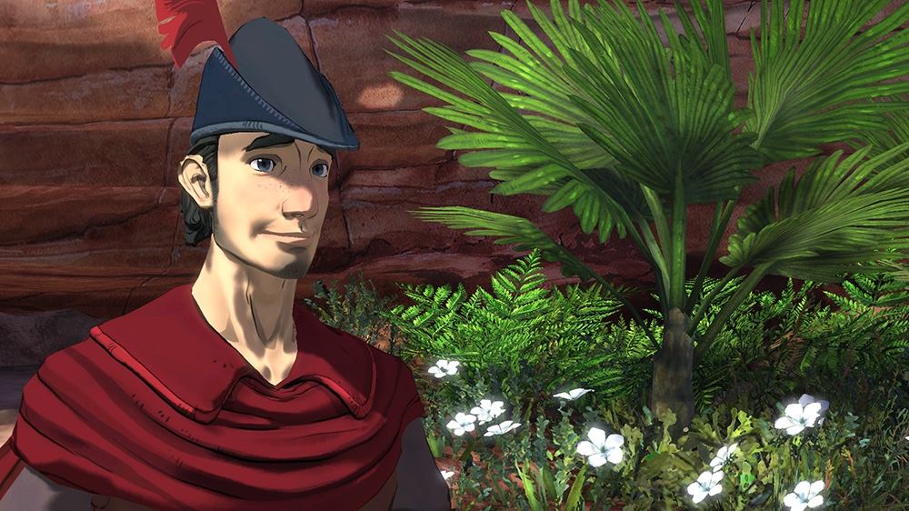 Image from King's Quest - Chapter 3: Once Upon a Climb