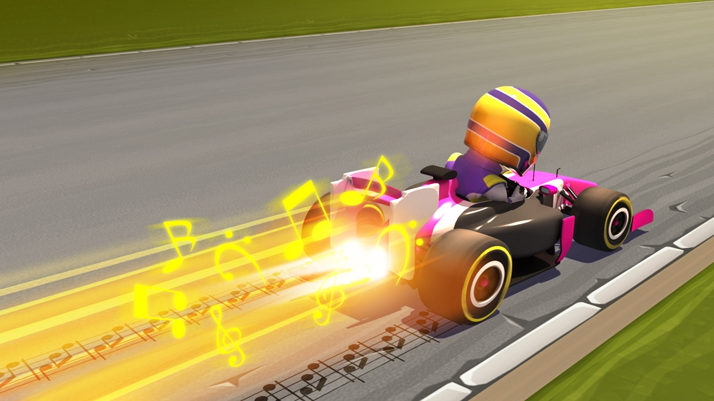 Image from F1 RACE STARS™ Games Accessory Pack