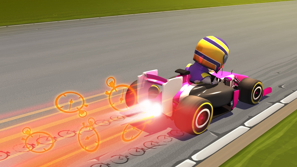 Kép, forrása: F1 RACE STARS™ Games Accessory Pack