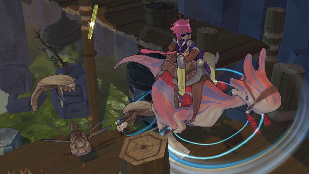 Image from Blade Kitten
