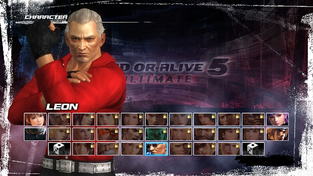 Image from Dead or Alive 5 Ultimate Leon Legacy Costume