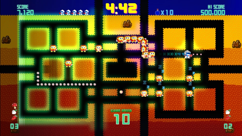 Image from Dig Dug Skin