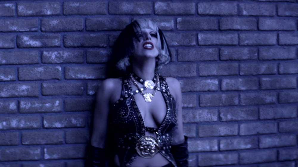 Image from The Edge of Glory (lip dub)