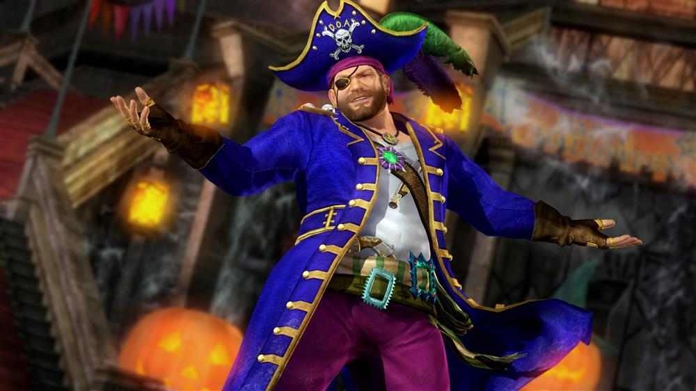 Image from DOA5LR Bass Halloween Costume 2015