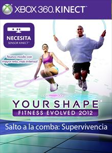 Salto a la comba: Supervivencia - Your Shape™ Fitness Evolved 2012