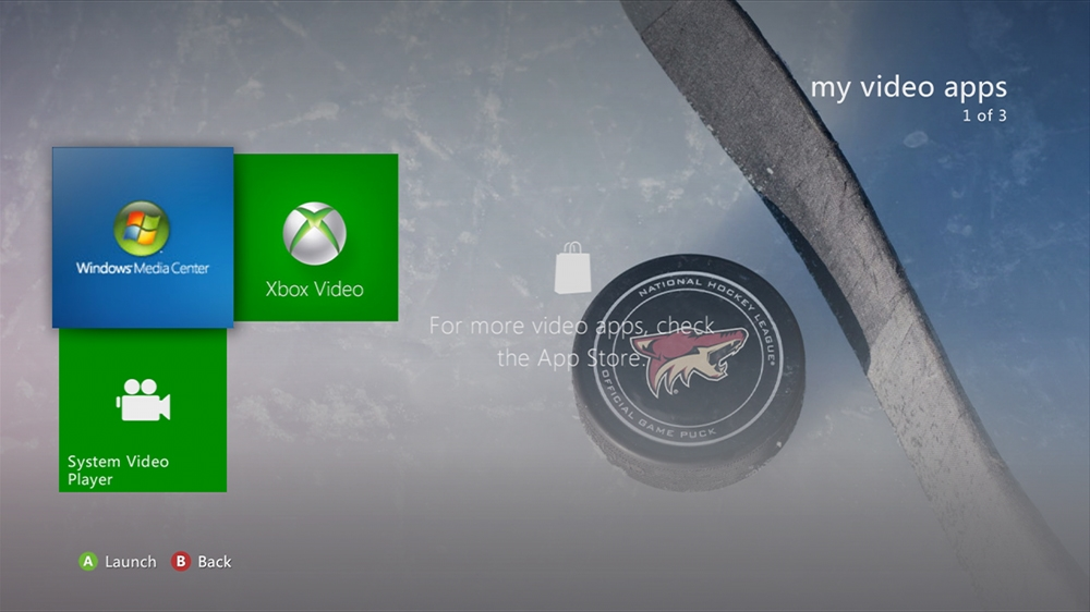 Image de NHL - Coyotes Home Ice Theme