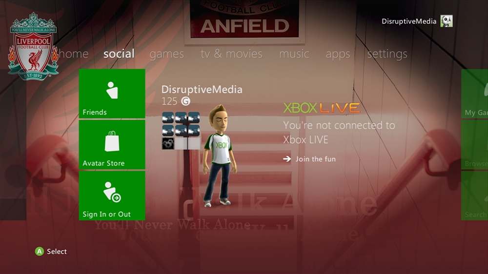Imagen de Liverpool FC - Series I Theme