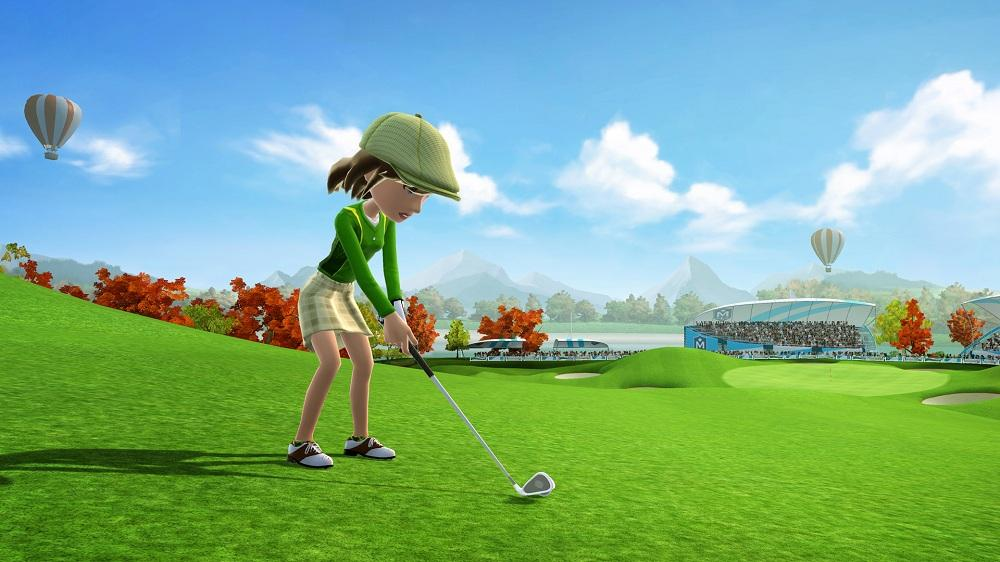 Image from Kinect Sports: Season Two Launch Trailer