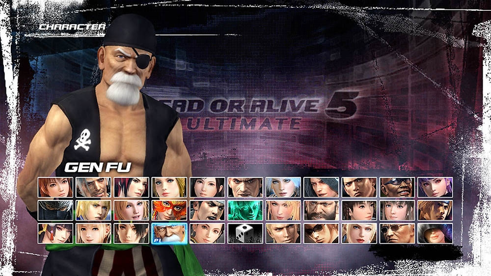 Image de Dead or Alive 5 Ultimate - Halloween Gen Fu 2014