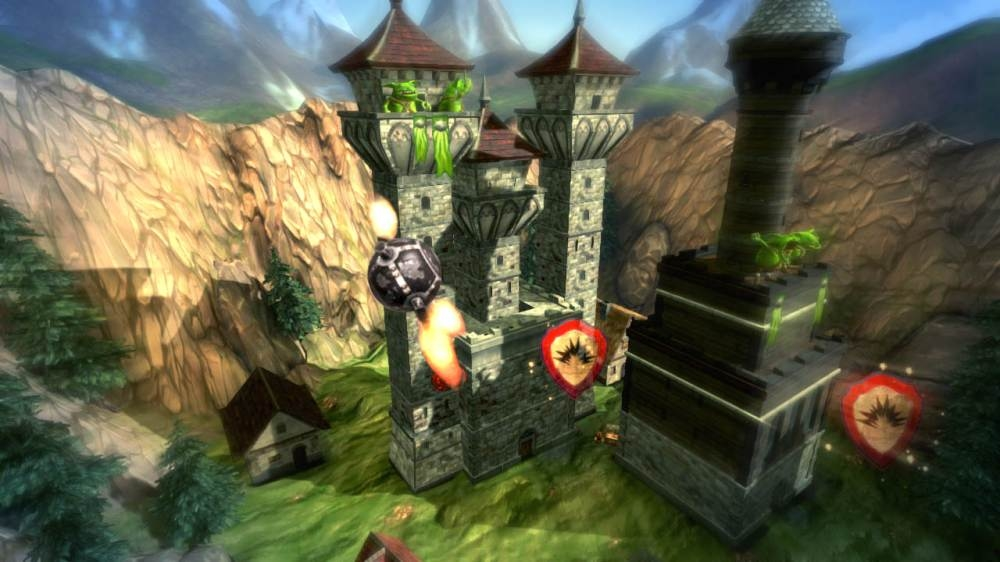 Image from Mt. Adalmant Level Pack