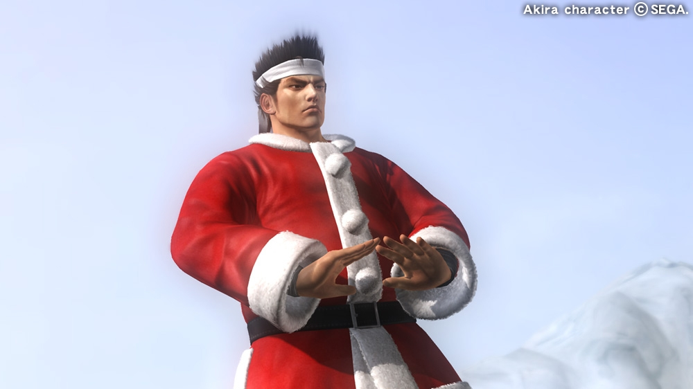 Image from Lil' Santas - Akira