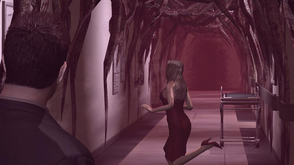 Image from Deadly Premonition Gamer Picture Pack 2
