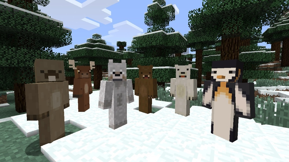 Image from Skin Pack 4 (Trial)