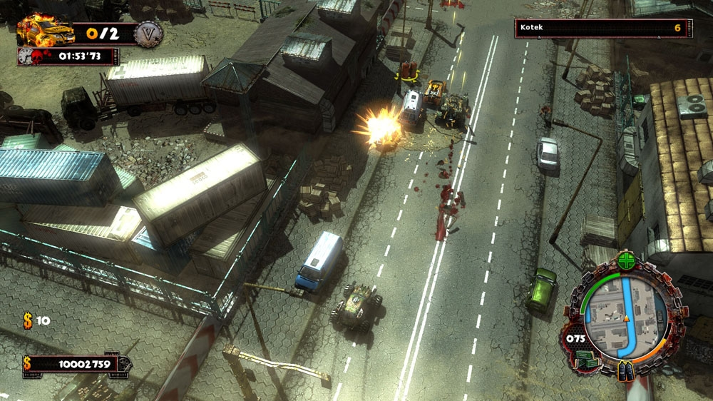 Bilde fra Zombie Driver HD - Apocalypse Pack