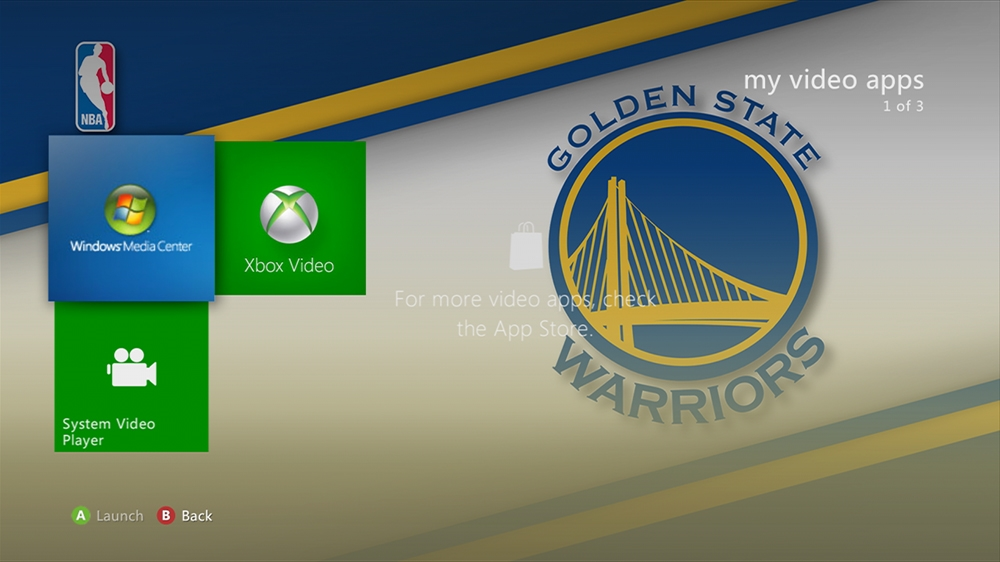 Imagen de NBA - Warriors Highlight Theme