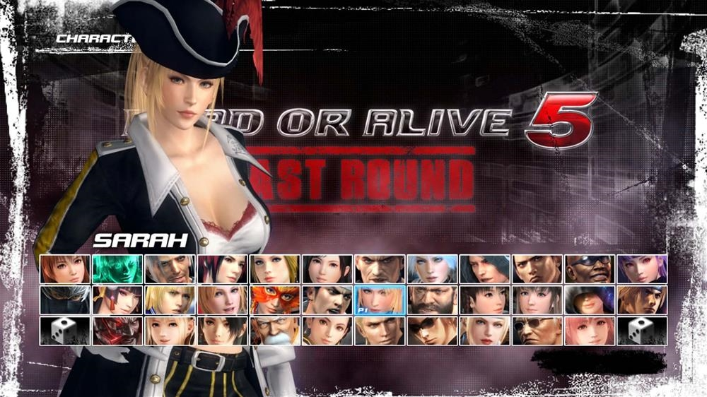 Image from DOA5LR Sarah Halloween Costume 2015