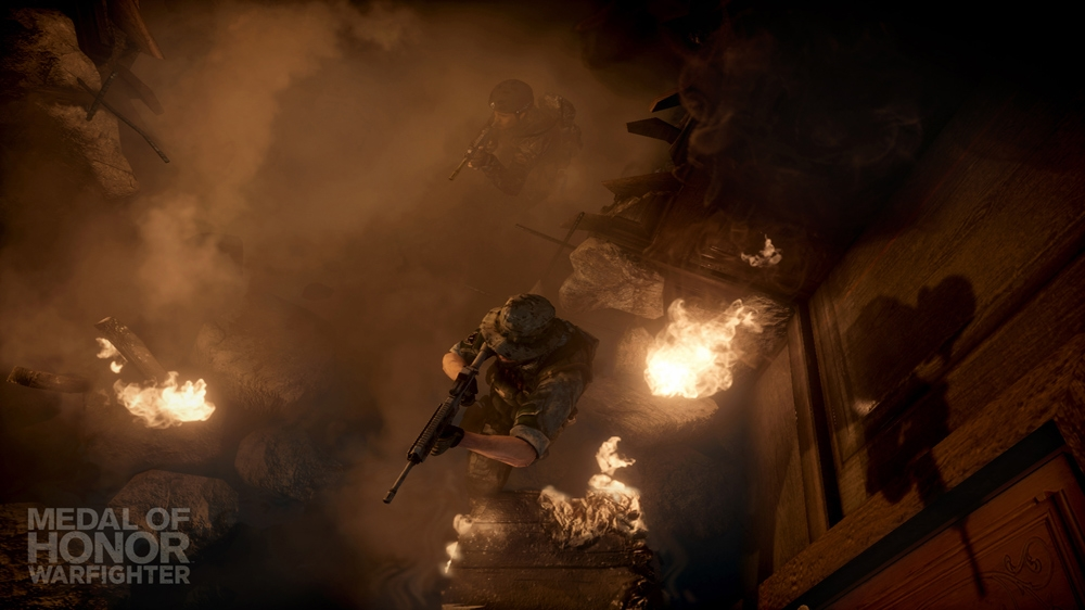 Image from Medal of Honor Warfighter Preacher Story Trailer