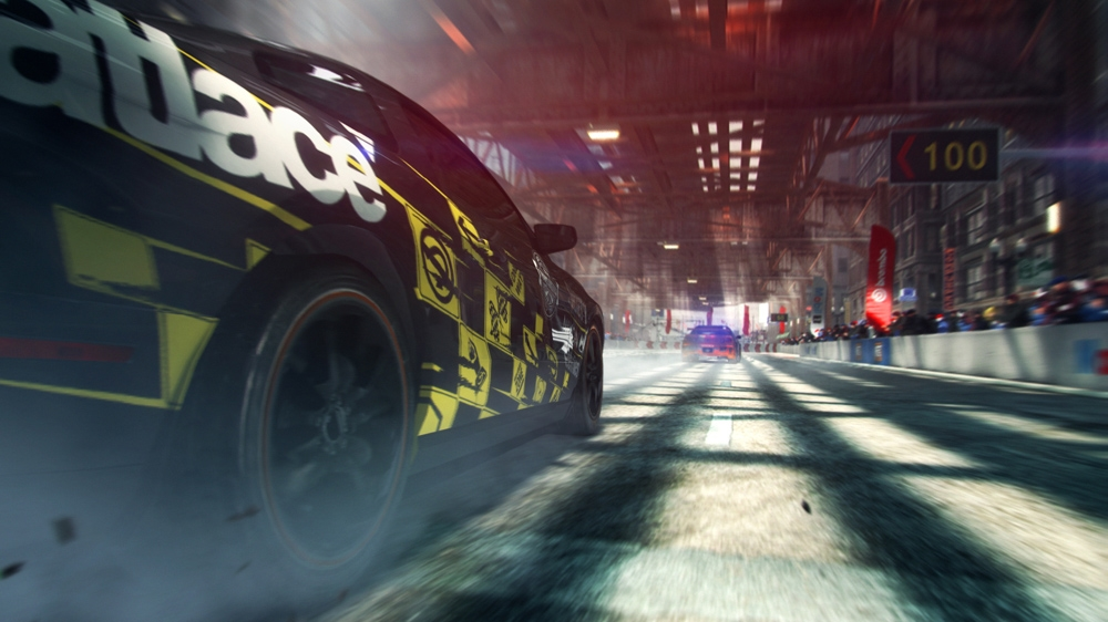 Image from GRID 2 Announcement Trailer
