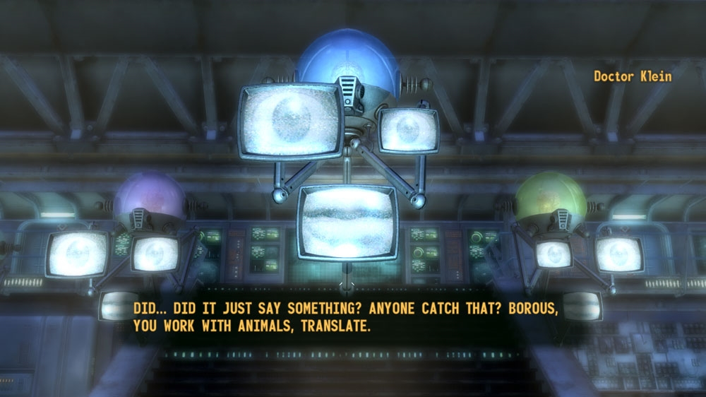 Image from Fallout: New Vegas - Old World Blues (English)
