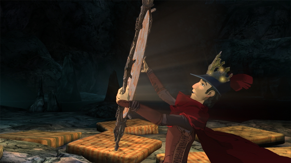 Image from King's Quest - Chapter 1: A Knight to Remember Trailer