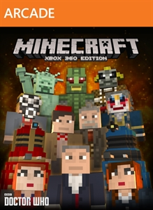 Minecraft: Xbox 360 Edition -- Doctor Who Skins Volume I (Trial)