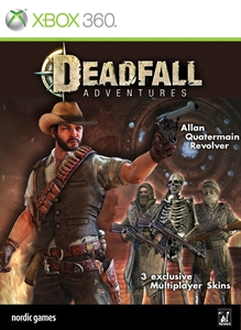 Deadfall Adventures Collectors Edition DLC