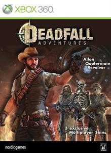 Deadfall Adventures Collectors Edition DLC