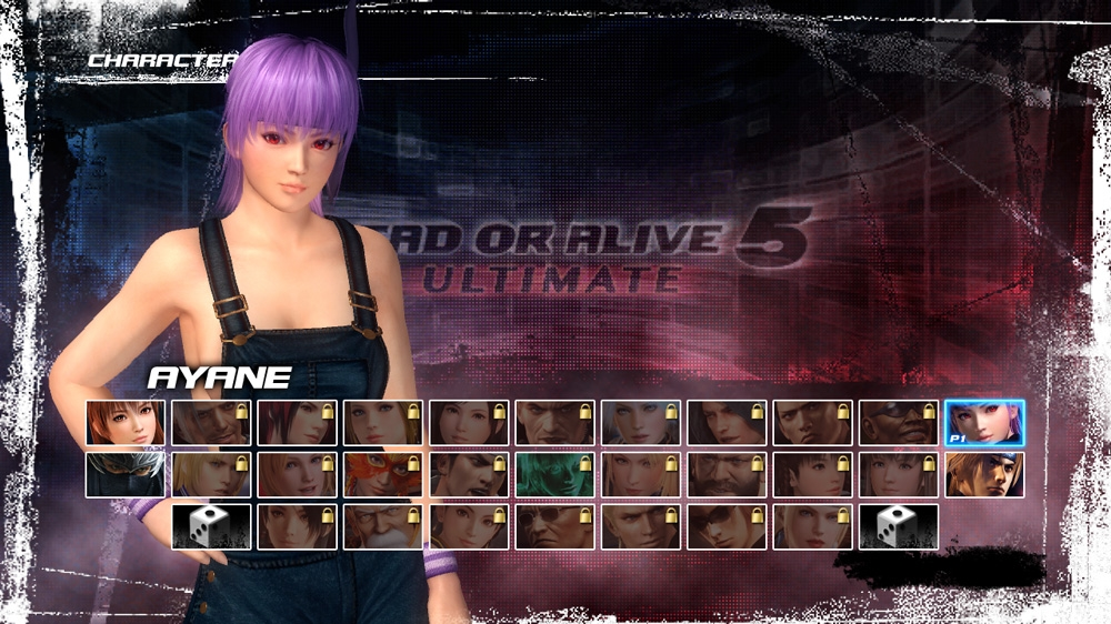 Image from Round 3 Special Costume - Ayane