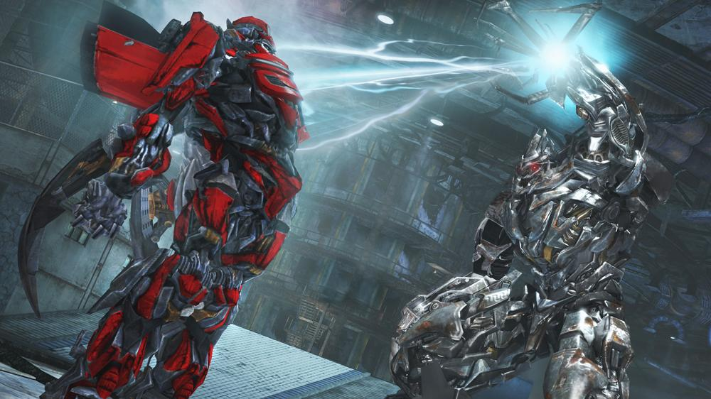 Image from Transformers: Dark of the Moon Launch trailer