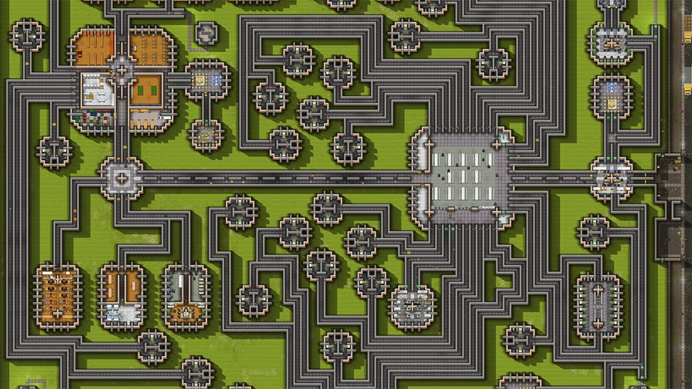 Image from Prison Architect: All Day And A Night DLC