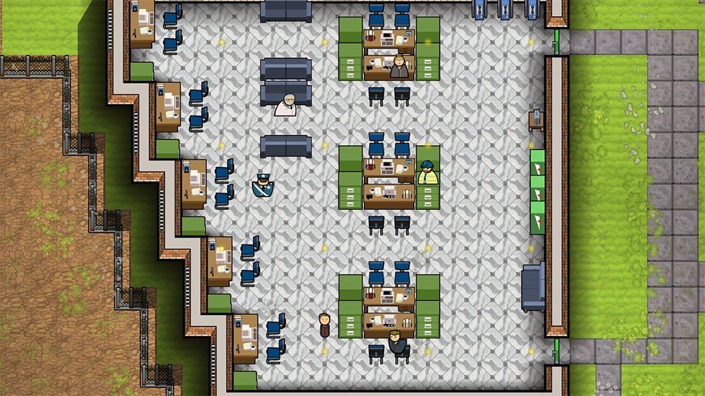 Image de Prison Architect: All Day And A Night DLC