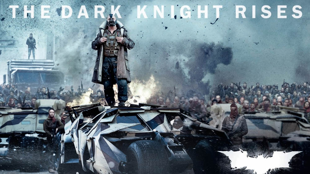 Bilde fra The Dark Knight Rises Theme #1