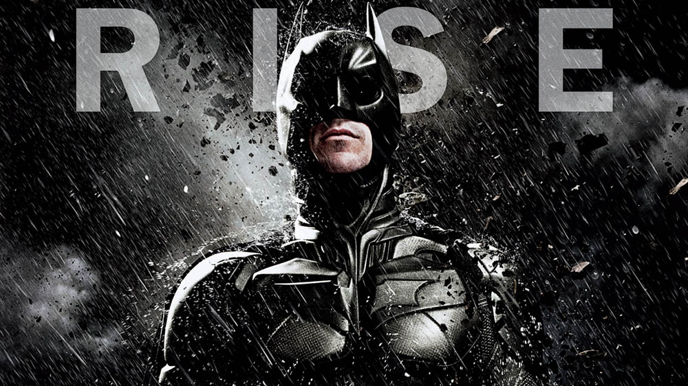 Kuva pelistä The Dark Knight Rises Theme #1