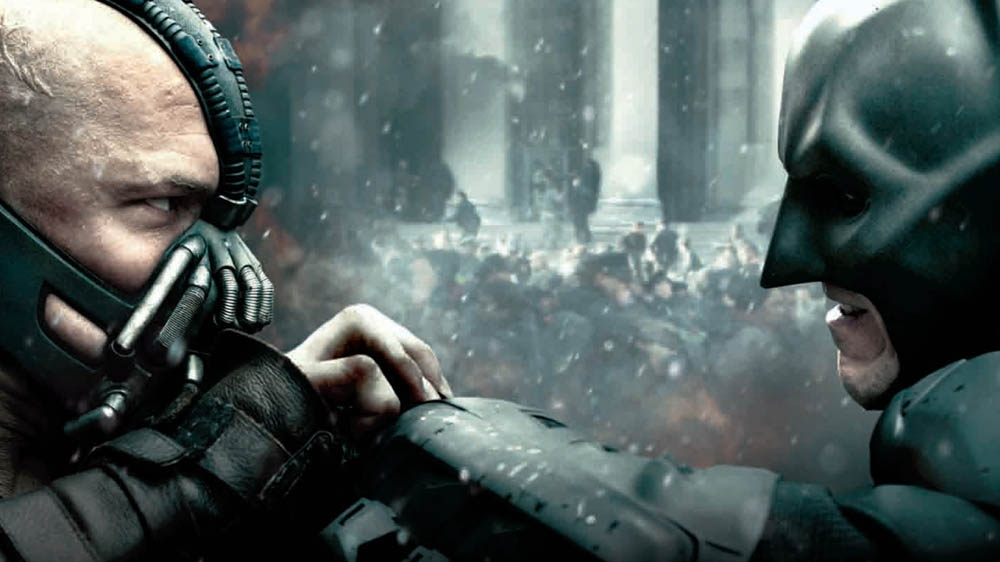Immagine da The Dark Knight Rises Theme #1